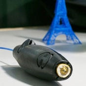 3Doodler 3D Printing Pen Passes Kickstarter Goal Just Hours After Launching