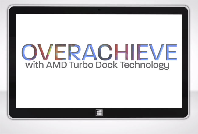 AMD Turbo Dock