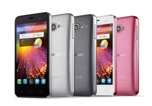 Alcatel One Touch Star Smartphone Unveiled