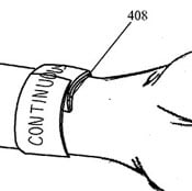 Apple iWatch Unveiled In New Apple Patent?