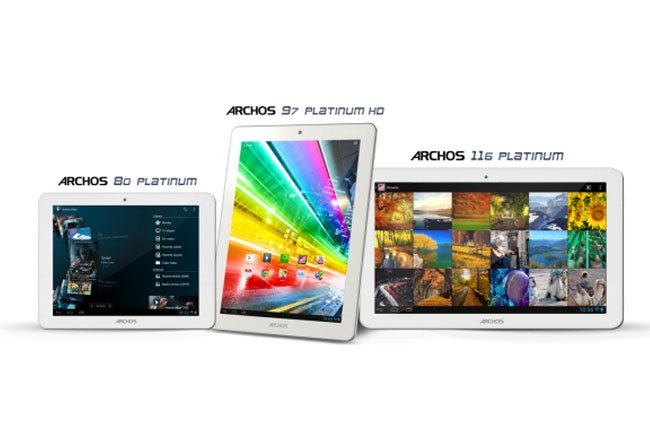 Archos Platinum Tablet