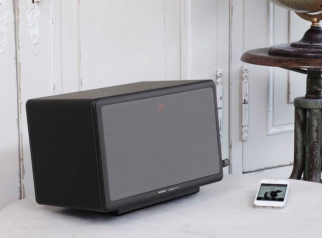 audio pro allroom air one airplay speaker announced video. Black Bedroom Furniture Sets. Home Design Ideas