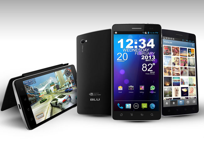 BLU Products Quattro Smartphone