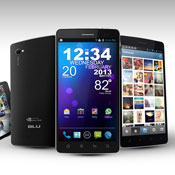 BLU Quattro Smartphone Range Equipped With Nvidia's Tegra 3 Launches