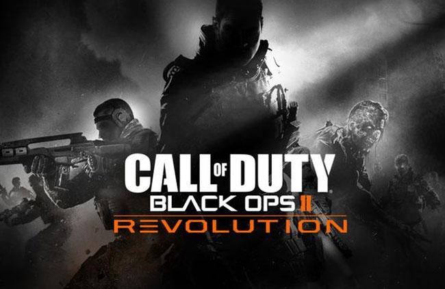Black Ops II Revolution DLC