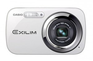 Casio Exilim EX-N5 and EX-N50 Compact Cameras Unveiled