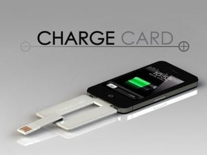 ChargeCard for iPhone 4 now shipping