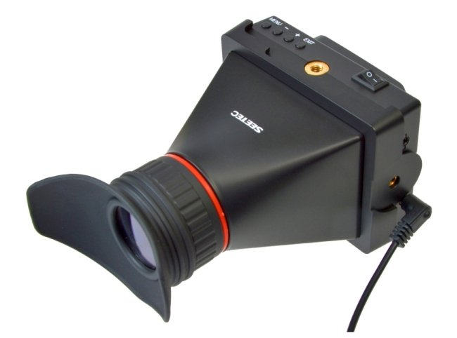 DSLR ViewFinder Extension
