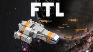 FTL Lego Can Become Reality With 10K More Votes