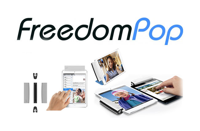 FreedomPop LTE Clip 4G adapter