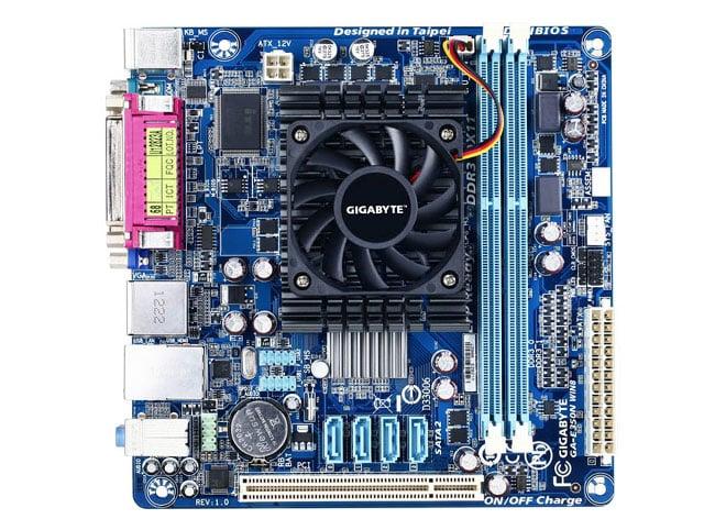 Gigabyte E350N Mini-ITX