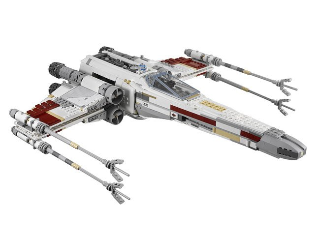 Lego Red Five X-wing Starfighter