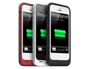 Mophie Juice Pack Air Battery Case For iPhone 5 Adds 1,700mAH Of Extra Juice