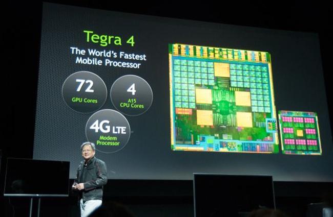 NVIDIA Tegra 4 Benchmark