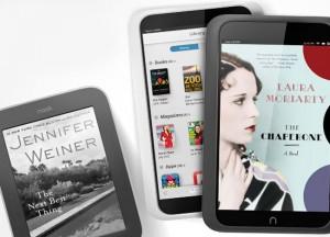 Barnes & Noble Reconsiders Nook Readers