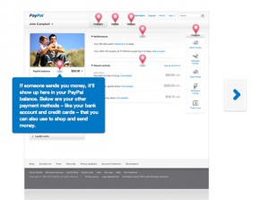 PayPal Reveals New Look Website With A Cleaner User Interface