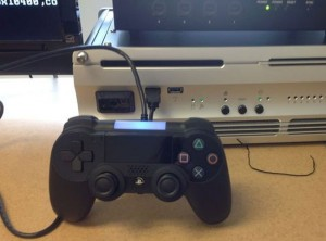 PlayStation 4 Prototype Controller Leaked Ahead Of Next Weeks Press Event