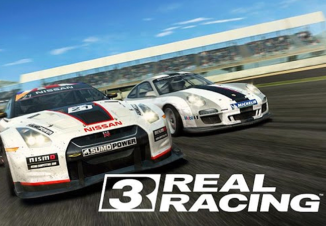 Real Racing 3 Launches on iOS and Android Devices