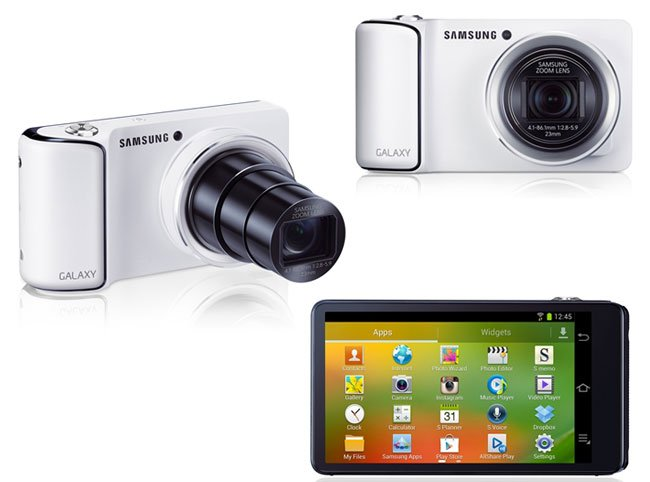 Samsung Galaxy Camera WiFi