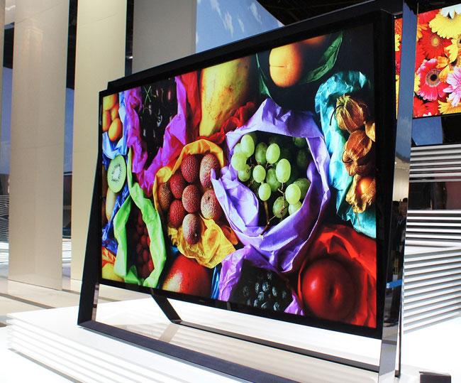 Samsung S9 85 Inch 4K Ultra HD TV