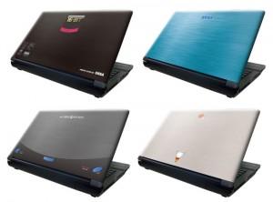 Retro Themed Sega Laptops Unveiled