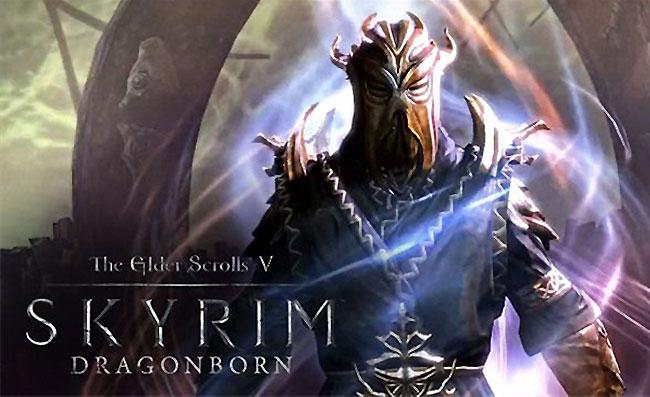 Skyrim Dragonborn PS3