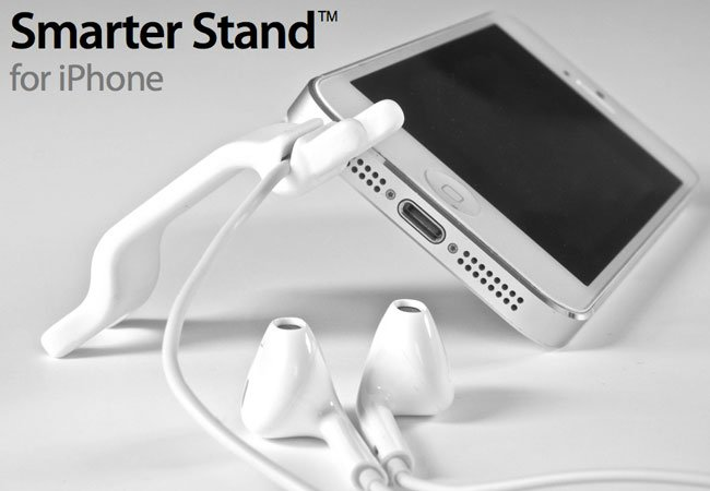Smarter Stand for iPhone