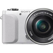 Sony Alpha A58 And NEX 3N Press Images Leaked