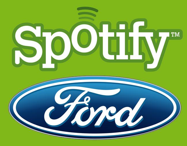 Spotify Ford Sync