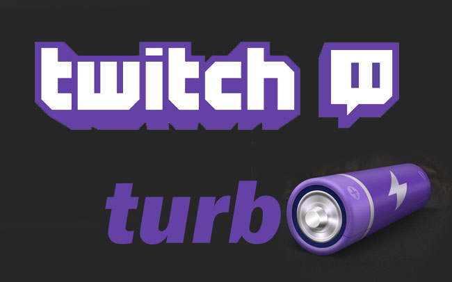 Twitch TV Turbo