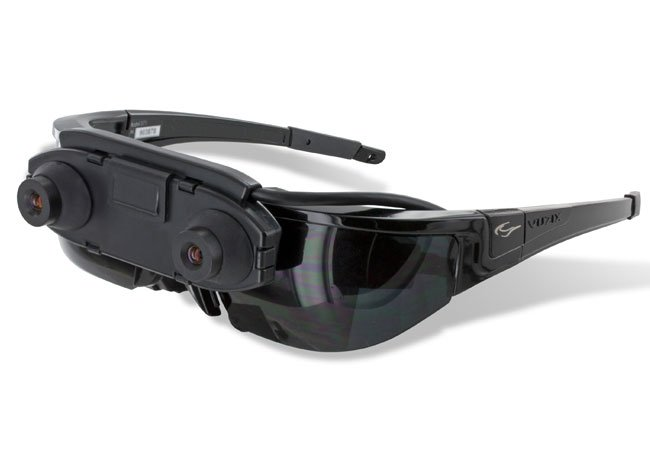 Vuzix 1200AR Augmented Reality