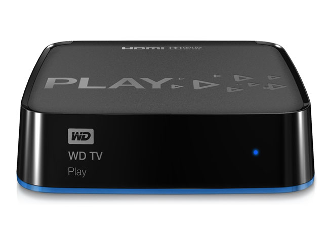 Western Digital TV Play Streaming Box