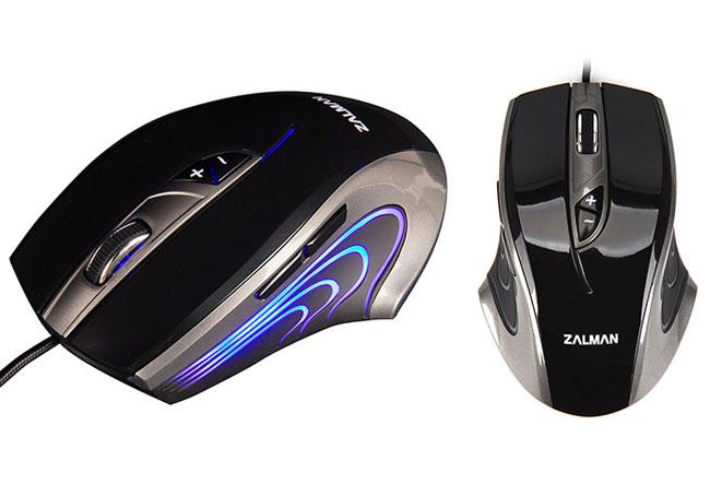Zalaman Gaming Mouse