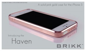 Brikk Haven iPhone 5 Smartphone Case Starts at $11,610
