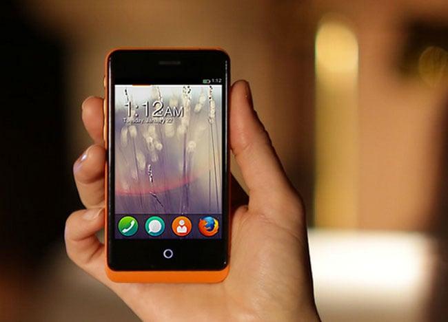 Firefox OS Smartphones