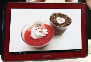 Samsung Announces Garnet Red Galaxy Note 10.1 LTE