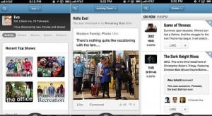 GetGlue update adds personalized guides, feeds and new ads for iPhone