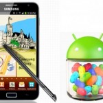 Samsung Galaxy Note Gets Android 4.1.2 Jelly Bean Update