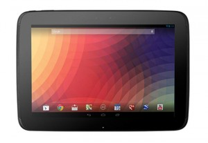 Google Nexus 10 Tablet Launched In Japan