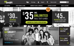 New GoSmart Mobile Prepaid Service Debuts