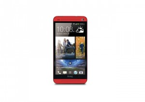 Red HTC One Available For Pre-Order