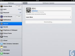 Apple To Fix iOS 6.1 Exchange Bug With Software Update