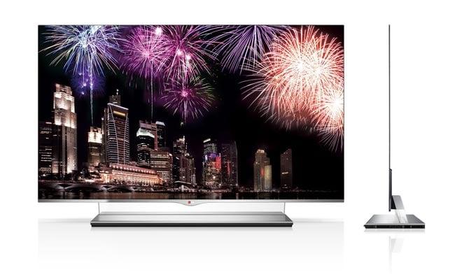 LG 55 inch OLED HDTV