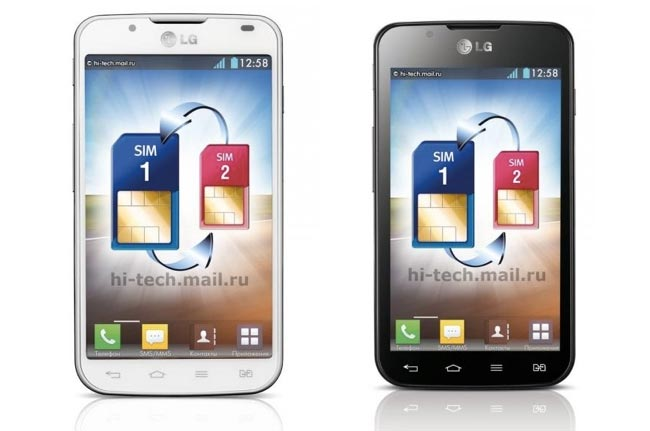 LG Optimus Dual II