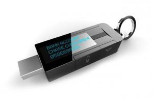 myIDkey Fingerprint Secured Voice Activated USB Drive Hits Kickstarter (video)