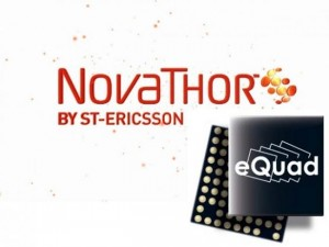 ST-Ericsson 3GHz NovaThor Mobile Processor Announced