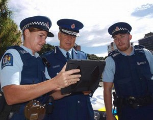 New Zealand Police to deploy 9,900 iPhones and iPads