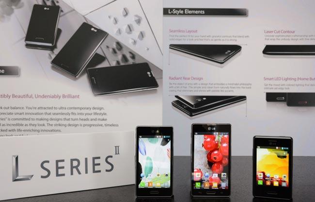 LG Optimus L Series II