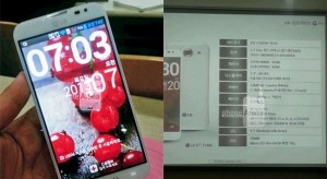 Bigger LG Optimus G Pro spotted with 5.5-inch 1080p display