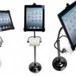 Pedestal Stand Lets You Use Your iPad On The Toilet
